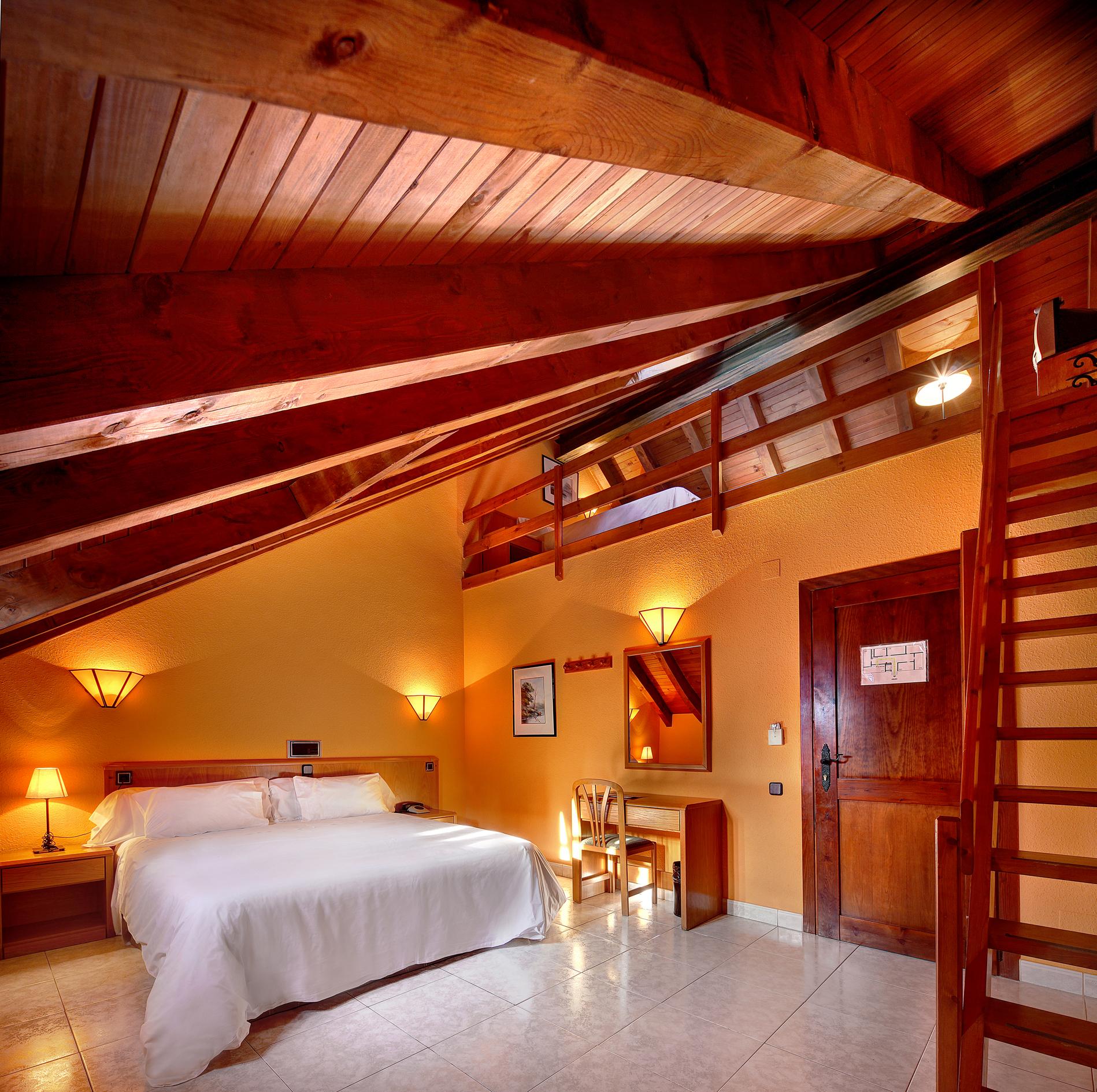 fotografía turismo rural hotel san antón benasque