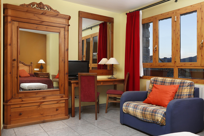 fotografía hotel revestido escalona