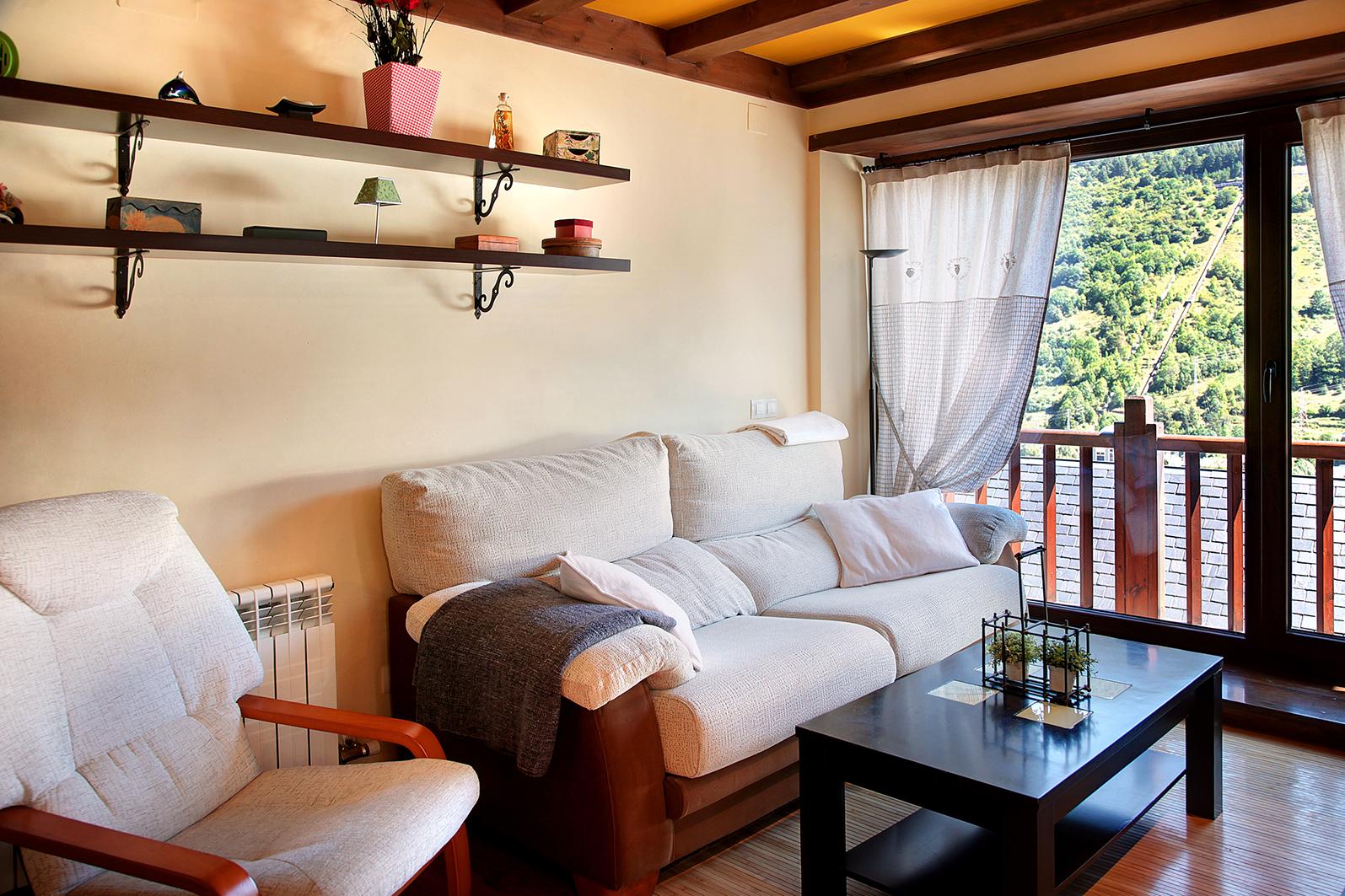 fotografía turismo rural apartamento santeta de arán vielha